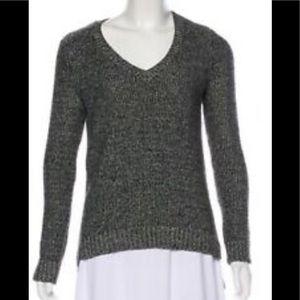 rag & bone V-neck soft wool blend sweater